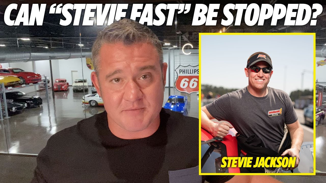 """Can """"Stevie Fast"""" Jackson Be Stopped??!?!?!??!"""
