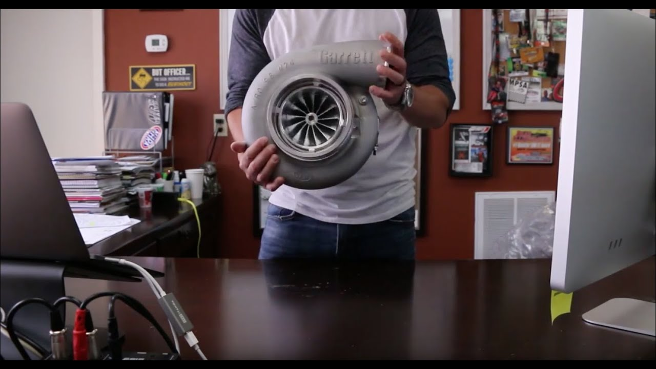 Drag Illustrated Unboxing: Garrett GTX5533R Gen II Turbocharger