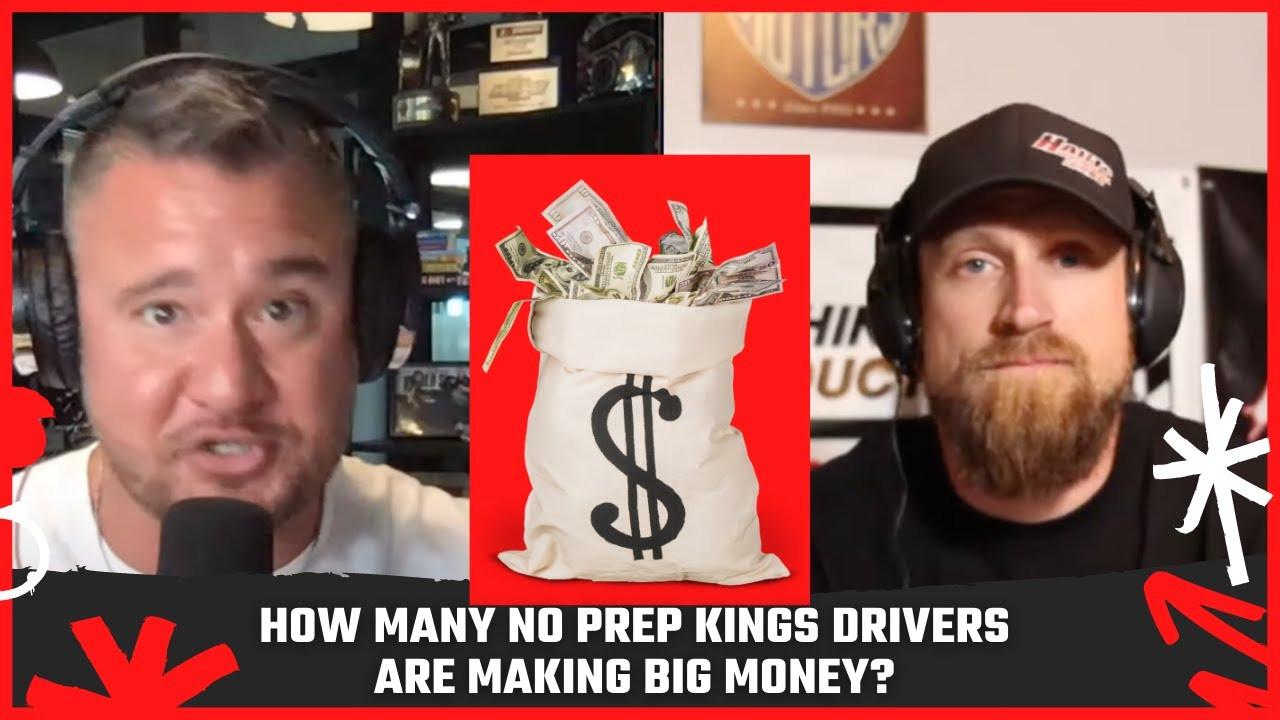How Much Money Are the STARS of NO PREP KINGS Actually Making?   The Wes Buck Show