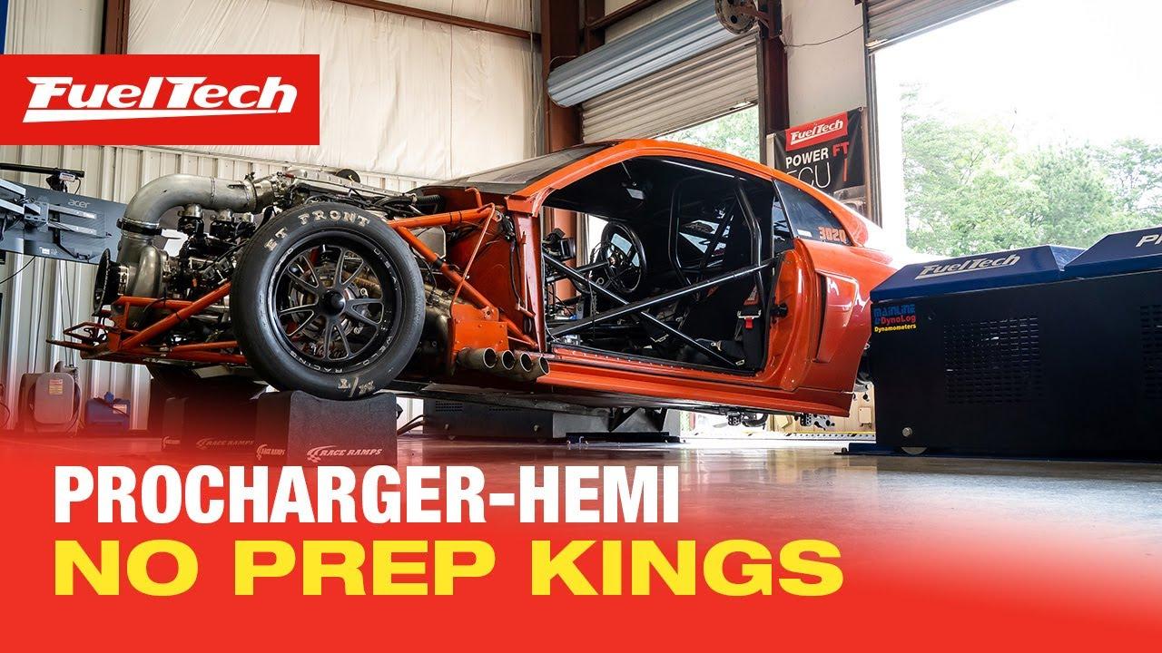 ProCharger-HEMI | No Prep Kings | Johnny Quick