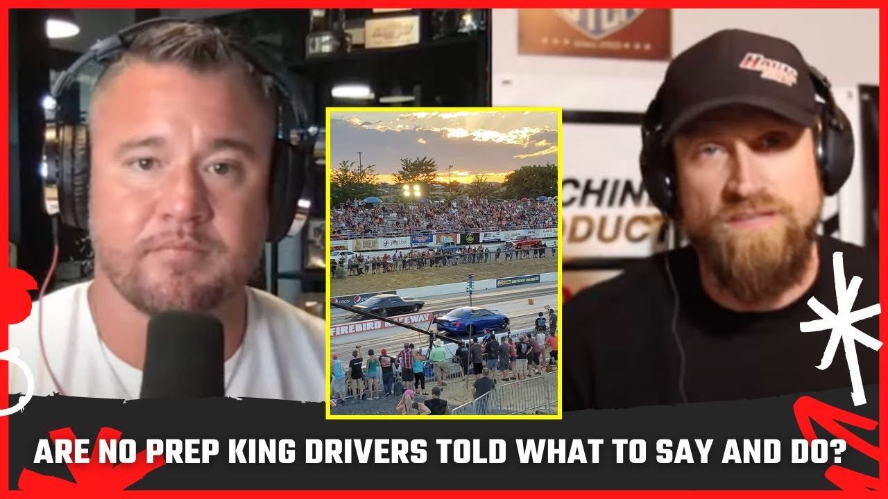 """""""Boosted"""" Explains No Prep Kings Stars ARE NOT Told What To Do or Say, Racing is 100% Legit"""