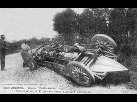 1.12: The Race To Death: The 1903 Paris to Madrid Contest Was The Worst Race Ever Held