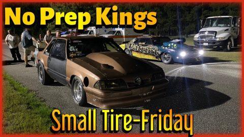 Street Outlaws 2021 No Prep Kings - Darlington, SC:  Small Tire Friday