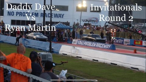 Street outlaws no prep kings Belle Rose, LA- Daddy Dave Vs Ryan Martin: Invitationals Round 2
