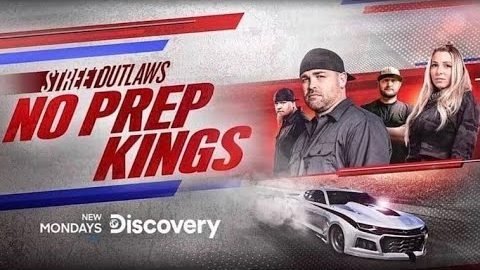 Watching The New Episode of Street Outlaws No Prep Kings!!!