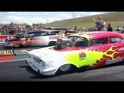 1995 ANDRA Top Doorslammer Pro Stock Nitro Funny Car