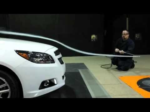 2013 Chevrolet Malibu is No Drag in Aerodynamics