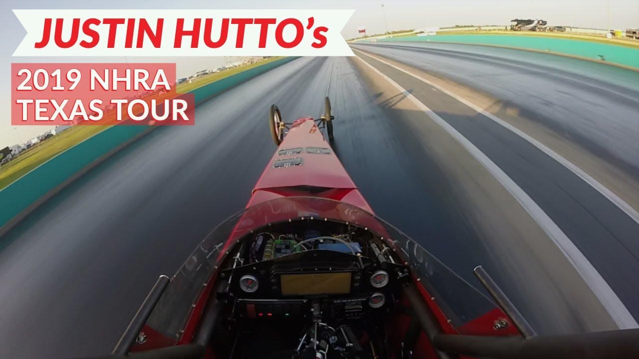 2019 NHRA Texas Tour // Justin Hutto