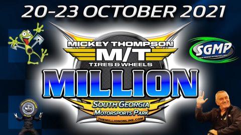 26th Annual Million Dollar Race - Saturday