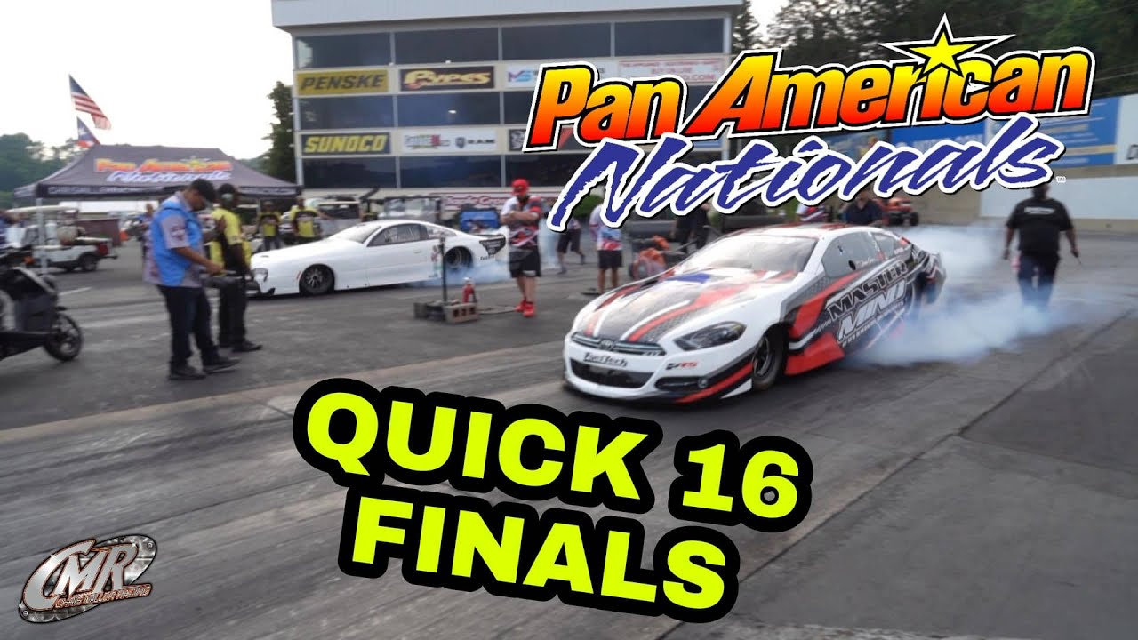 27th Pan American Nationals Quick 16 Finals MASTERMIND VS. JERRY RACING Drag Race July 11, 2021
