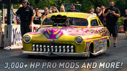 3,000+ HP Drag Racing madness! Inside the #NMCA & #NMRA Power Festival