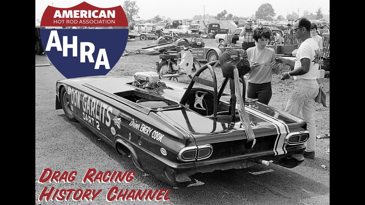 AHRA Drag Racing History Channel: Evolution of Funny Cars with Steve Magnante Part 1
