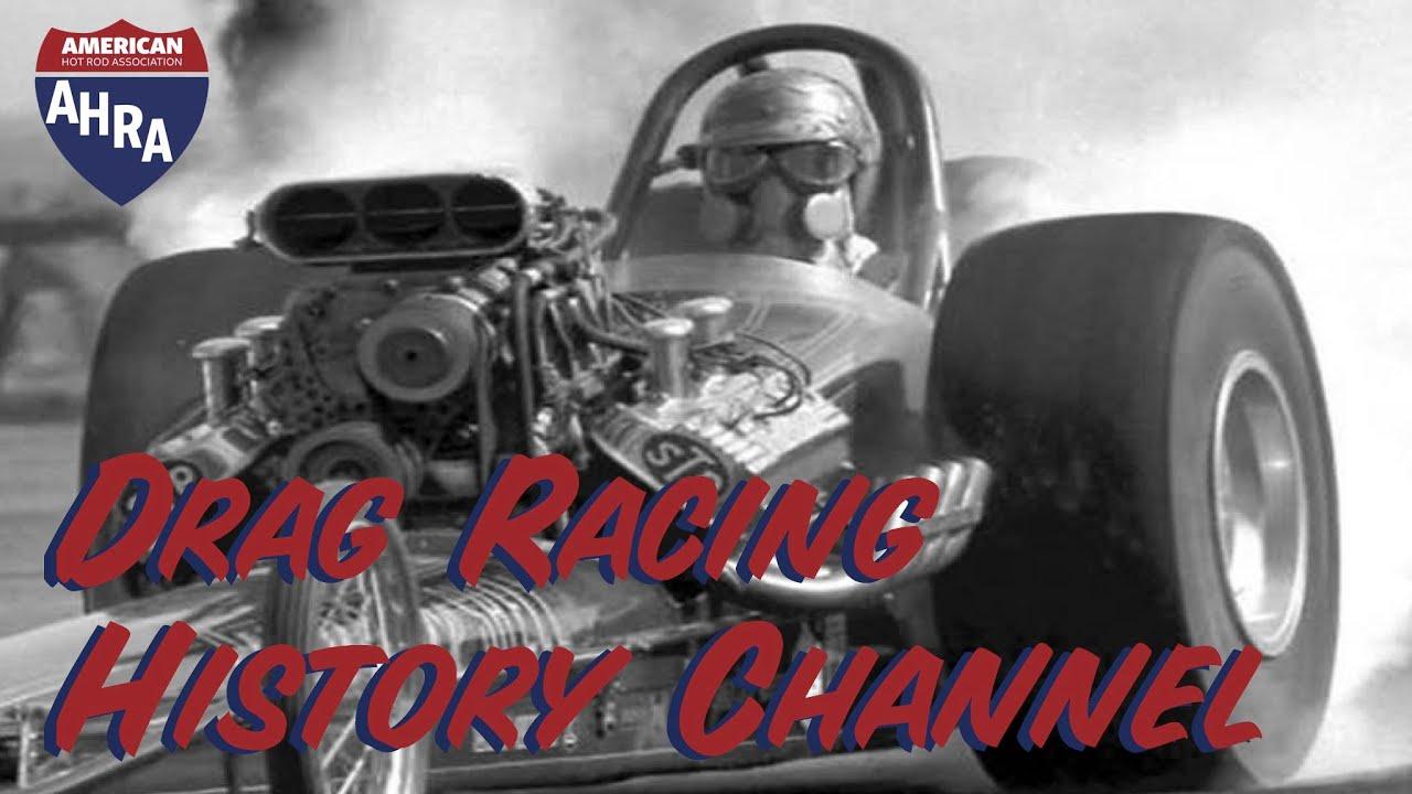 AHRA Drag Racing History: The Slingshot Dragster