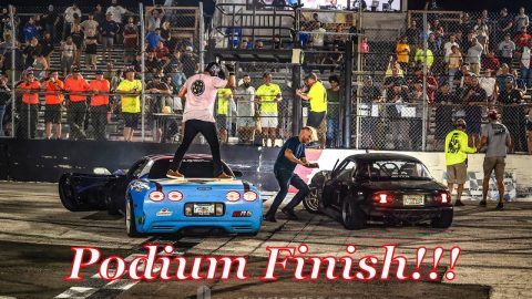 Adam LZ Compound Tour and Freedom Factory Drift Competition
