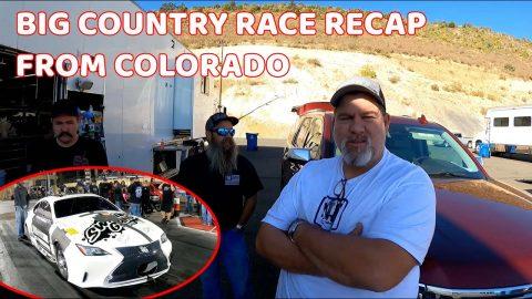 BIG COUNTRY RACE RECAP FROM NO PREP KINGS RACE IN COLORADO!