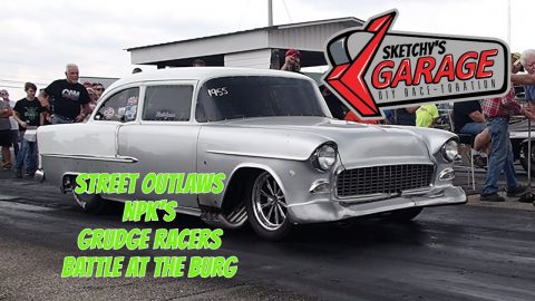 Battle at the Burg Big Tire 1st round |Sketchy's Garage