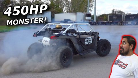 Beast Mode X3 is back and it GOES WILD with burnouts and DYNO!
