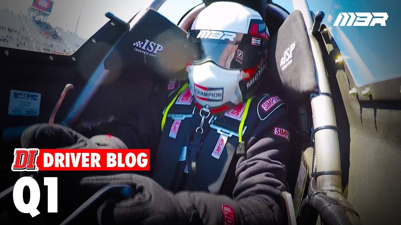 Behind the Ropes - Adversity ( Pt. 1 of the 2017 NHRA Carolina Nationals Driver Blog - Q1)