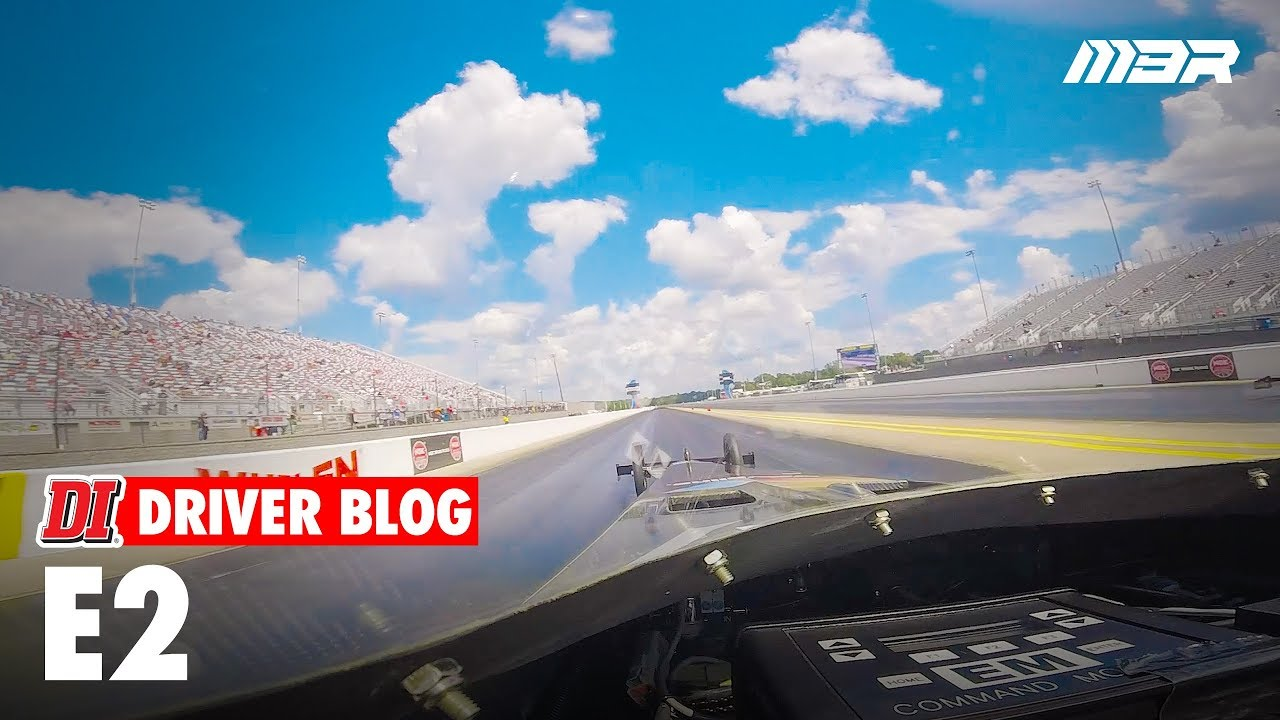 Behind the Ropes - By a Nose (Pt. 5 of the 2017 NHRA Carolina Nationals Driver Blog - E2)