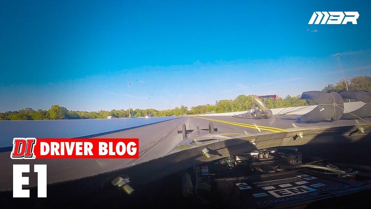 Behind the Ropes - Milestone (Pt. 4 of the 2017 NHRA Carolina Nationals Driver Blog - E1)