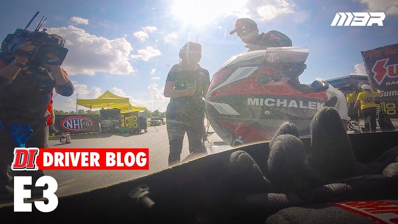 Behind the Ropes - Survive & Advance (Pt. 6 of the 2017 NHRA Carolina Nationals Driver Blog - E3)