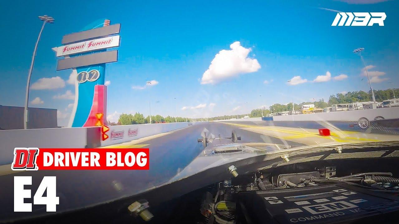 Behind the Ropes - The Final (Pt. 7 of the 2017 NHRA Carolina Nationals Driver Blog - E4)