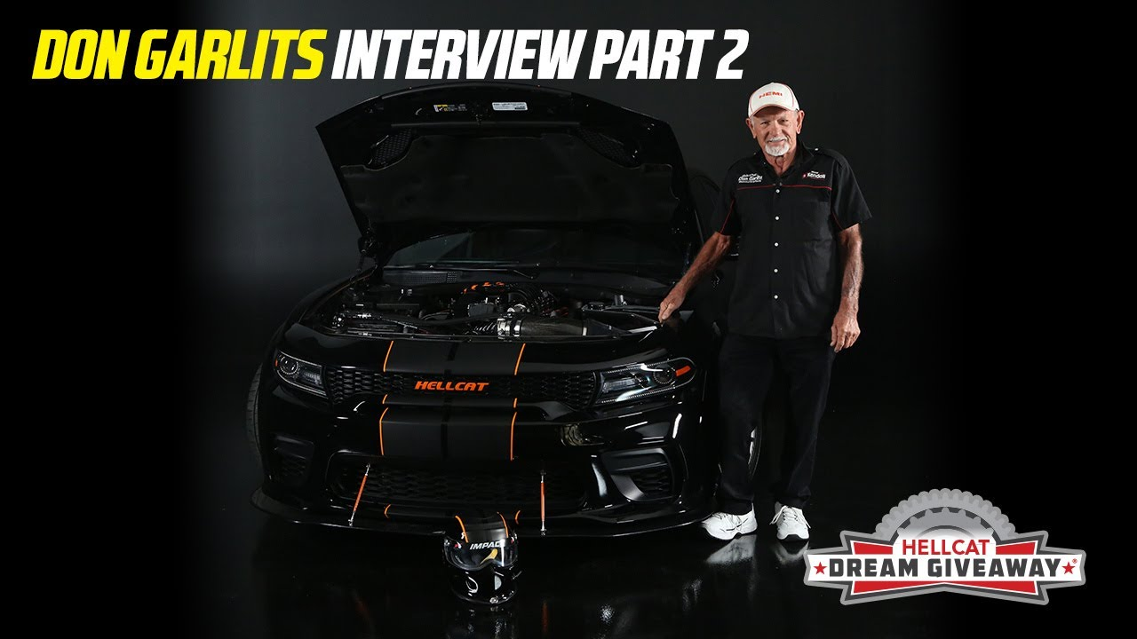 Big Daddy Don Garlits Interview- Part 2- Decades of Drag Racing Wins and a Bad Accident!