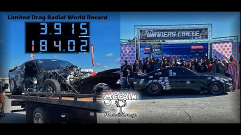 Black Plague WRECKS gets rebuilt in 5 hours set a WORLD RECORD and WINS No Mercy 12!