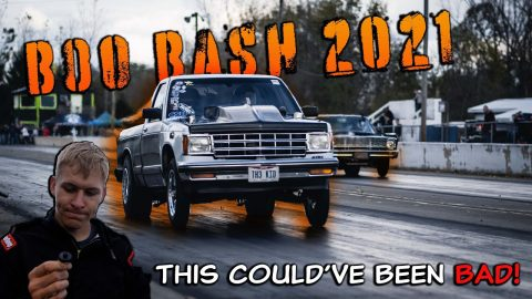 Boo Bash 2021 Almost Ends Badly, I COULD HAVE CRASHED!