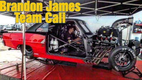 Brandon James Team California!!