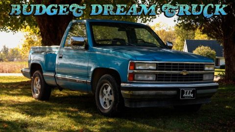 Building My DREAM TRUCK on a BUDGET! Reviving an OBS Chevy!