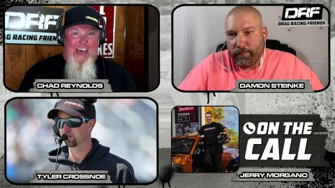 DRAG RACING FRIENDS - Interview with Jerry Morgano (from Ep 4)