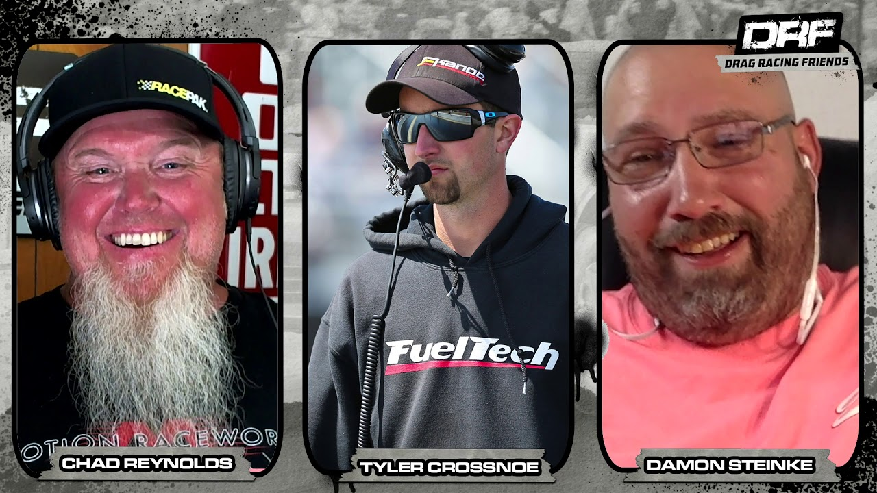 DRAG RACING FRIENDS - Interview with Tyler Crossnoe (from Ep 4)