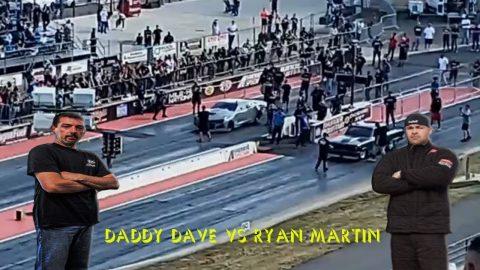 Daddy Dave vs Ryan Martin at Bandimere No Prep Kings!