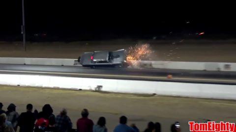 Drag Racing Crash Unbelievable Hard To Watch