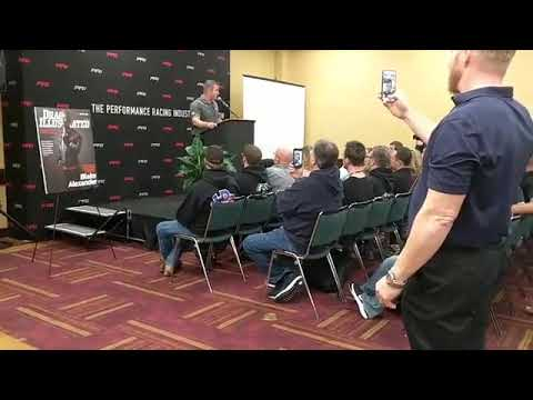 Drag racing   street outlaws   PRI live The Drag Illustrated 30 Under 30 unveil