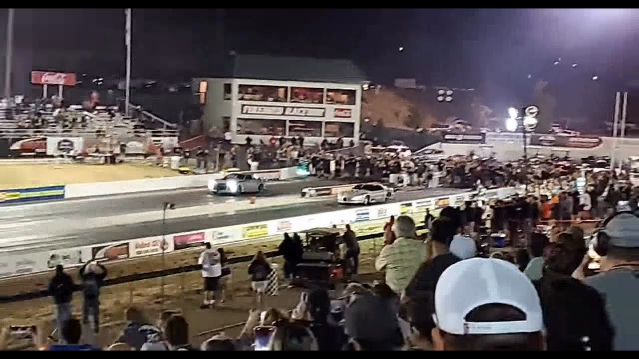 Excited for the return of Street Outlaws - No Prep Kings at Firebird