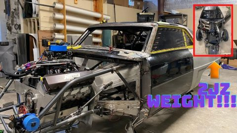 FINISHING UP NICKS CHEVY 2 AND NEW BUILDS INCLUDING MONZAS NEW CJ RACE CARS NPK CAR!!!