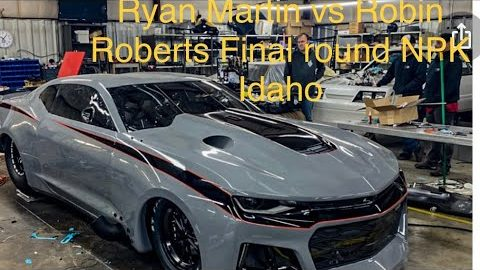 Final round NPK Idaho Ryan Martin vs Robin Roberts! $40,000 on the line!