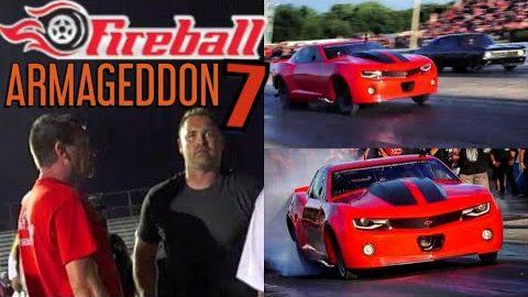 Fireball Camaro at Armageddon No Prep 7!!