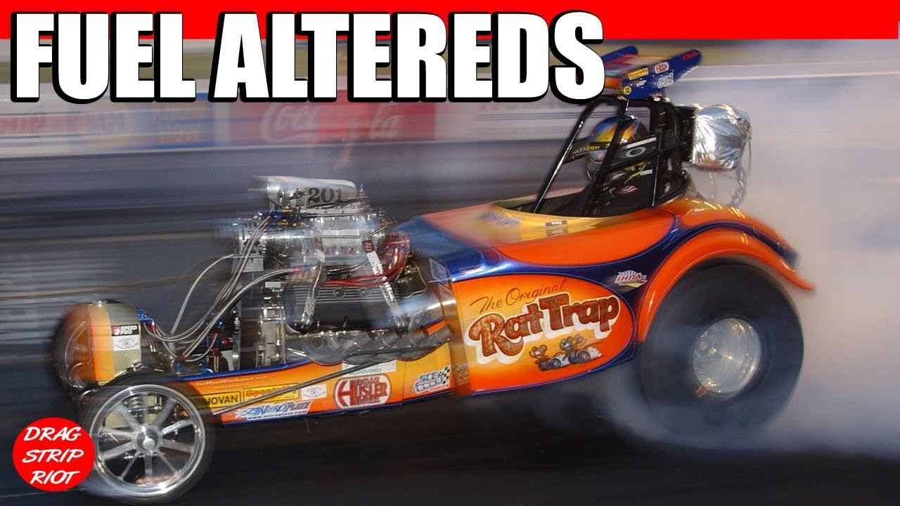 Fuel Altereds Nostalgia Drag Strip Racing Videos Memphis International Raceway