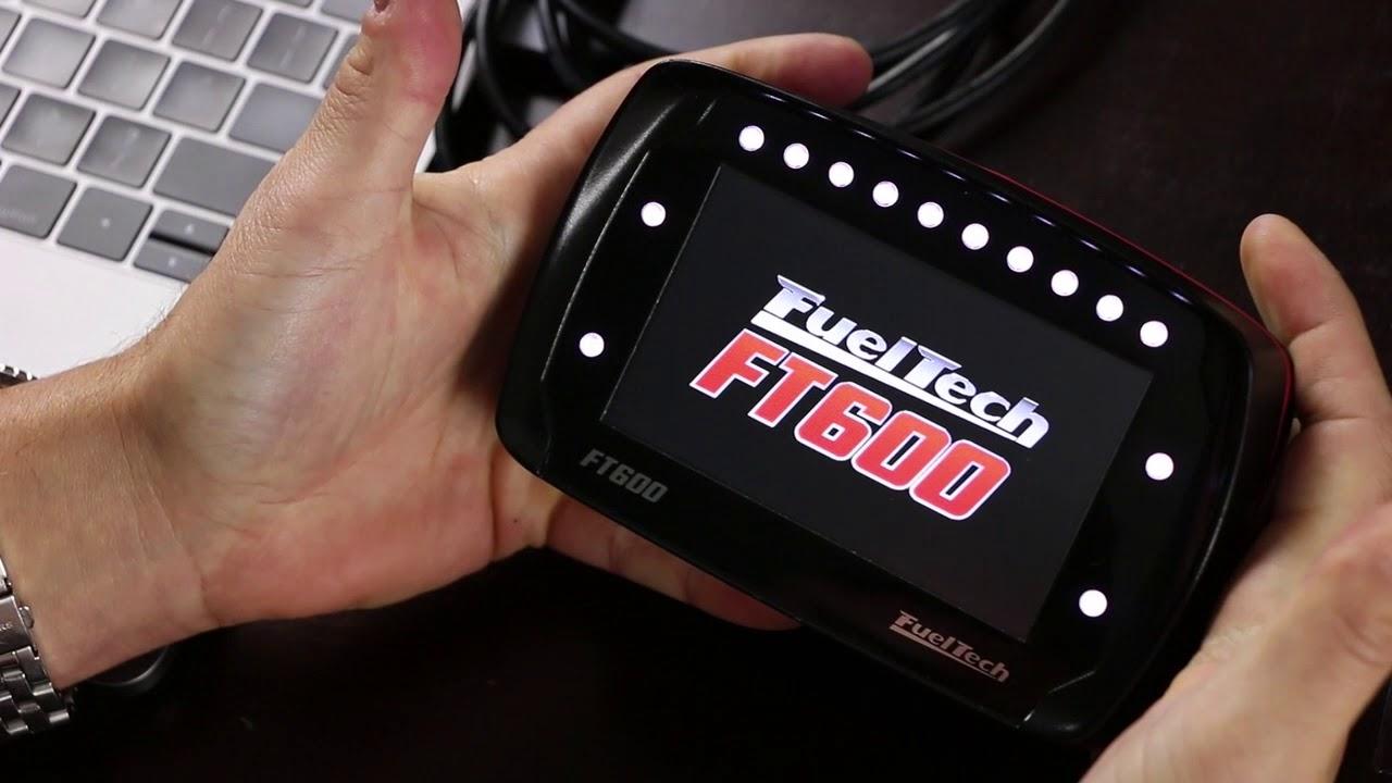 FuelTech FT600 ECU & Dash UNBOXING!!!!