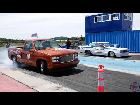 Gamblers series Drag Racing at Eastbound Park