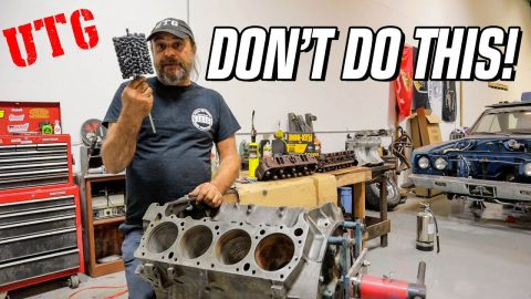Honing For The Home Engine Builder