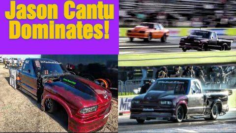 Jason Cantu Turbo S10 Dominates!!