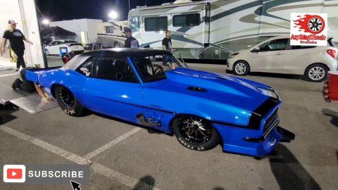 Jay Boddie's new No Prep Kings car