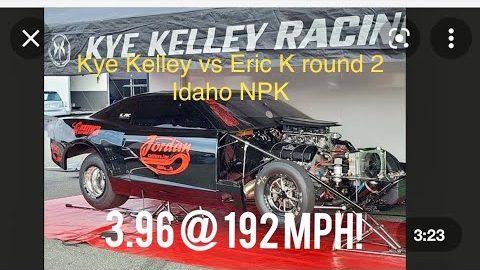 Kye Kelley vs Eric Kvilhaug round 2 NPK Idaho!