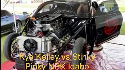 Kye Kelley vs Stinky Pinky NPK Idaho