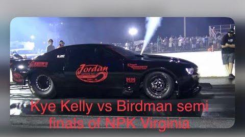 Kye Kelly vs Birdman semi finals NPK Virginia Motorsports Park