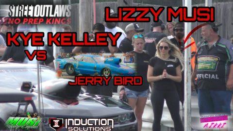 LIZZY MUSI WATCHES FIANCE KYE KELLEY TAKE ON TEAMMATE JERRY BIRD NO PREP KINGS CORDOVA